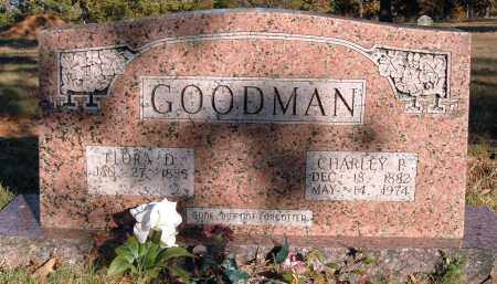 GOODMAN, FLORA DOVE - Sharp County, Arkansas | FLORA DOVE GOODMAN - Arkansas Gravestone Photos