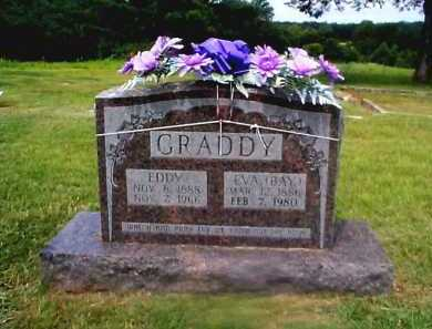 GRADDY, EVA - Sharp County, Arkansas | EVA GRADDY - Arkansas Gravestone Photos