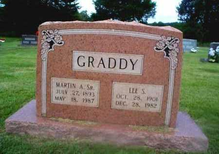GRADDY, MARTIN A. - Sharp County, Arkansas | MARTIN A. GRADDY - Arkansas Gravestone Photos