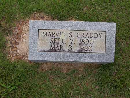 GRADDY, MARVIN S. - Sharp County, Arkansas | MARVIN S. GRADDY - Arkansas Gravestone Photos