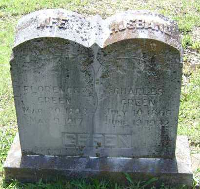 GREEN, FLORENCE - Sharp County, Arkansas | FLORENCE GREEN - Arkansas Gravestone Photos