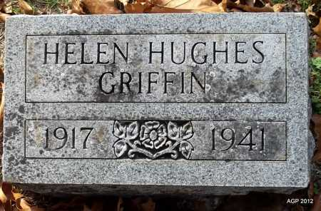 GRIFFIN, HELEN - Sharp County, Arkansas   HELEN GRIFFIN - Arkansas Gravestone Photos