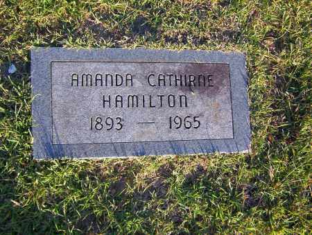 HAMILTON, AMANDA - Sharp County, Arkansas | AMANDA HAMILTON - Arkansas Gravestone Photos