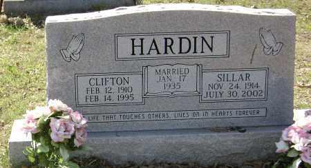 HARDIN, SILLAR - Sharp County, Arkansas | SILLAR HARDIN - Arkansas Gravestone Photos