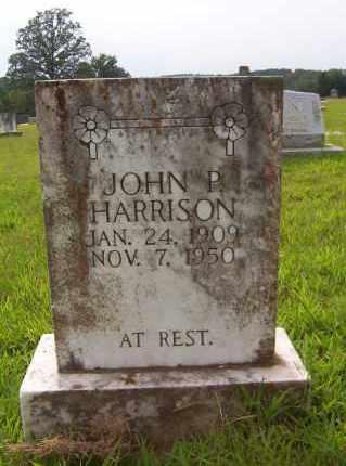 HARRISON, JOHN - Sharp County, Arkansas | JOHN HARRISON - Arkansas Gravestone Photos