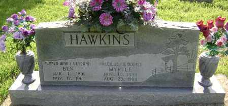 HAWKINS, BEN - Sharp County, Arkansas | BEN HAWKINS - Arkansas Gravestone Photos