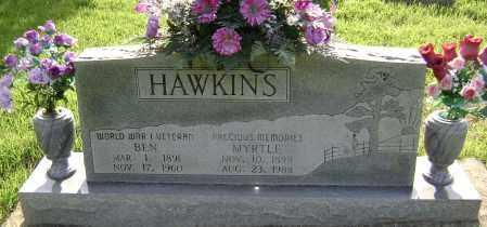 HAWKINS, MYRTLE - Sharp County, Arkansas   MYRTLE HAWKINS - Arkansas Gravestone Photos