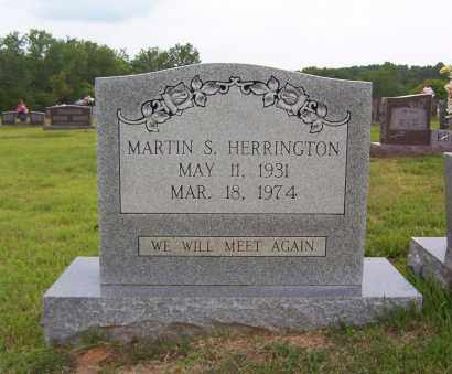 HERRINGTON, MARTIN - Sharp County, Arkansas | MARTIN HERRINGTON - Arkansas Gravestone Photos