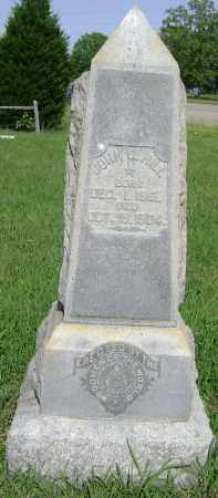HILL, JOHN D - Sharp County, Arkansas | JOHN D HILL - Arkansas Gravestone Photos