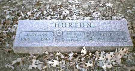 "HORTON, JULIA ANN ""JUDY"" - Sharp County, Arkansas   JULIA ANN ""JUDY"" HORTON - Arkansas Gravestone Photos"