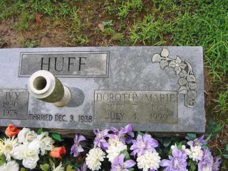 HUFF, DOROTHY MARIE - Sharp County, Arkansas | DOROTHY MARIE HUFF - Arkansas Gravestone Photos