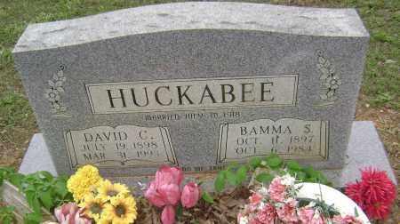 HUCKABEE, BAMMA - Sharp County, Arkansas | BAMMA HUCKABEE - Arkansas Gravestone Photos