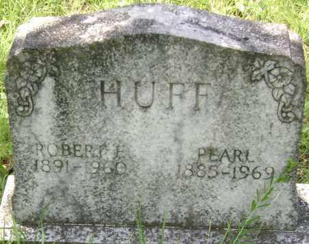 HUFF, MINNIE PEARL - Sharp County, Arkansas | MINNIE PEARL HUFF - Arkansas Gravestone Photos