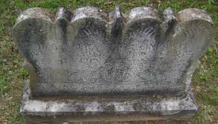 HURST, INFANT - Sharp County, Arkansas | INFANT HURST - Arkansas Gravestone Photos