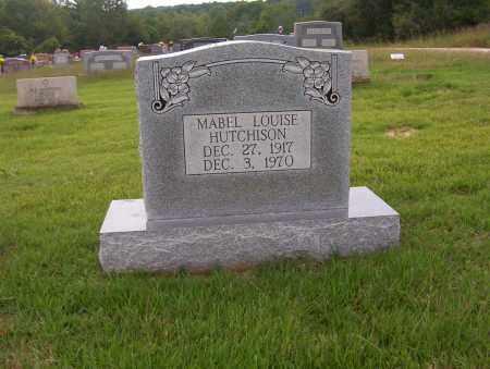 HUTCHISON, MABEL - Sharp County, Arkansas   MABEL HUTCHISON - Arkansas Gravestone Photos