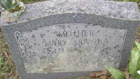 HUTSELL, MARY ARIZONA - Sharp County, Arkansas | MARY ARIZONA HUTSELL - Arkansas Gravestone Photos