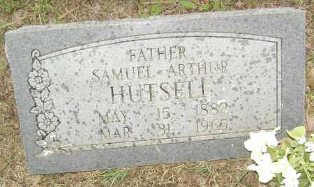 HUTSELL, SAMUEL ARTHUR - Sharp County, Arkansas | SAMUEL ARTHUR HUTSELL - Arkansas Gravestone Photos