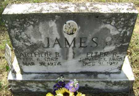 JAMES, ELLER R. - Sharp County, Arkansas | ELLER R. JAMES - Arkansas Gravestone Photos