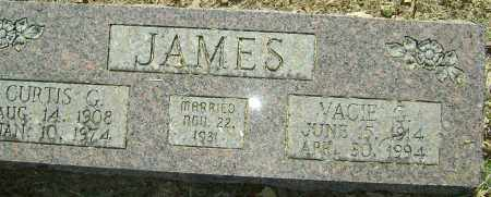 JAMES, VACIE G. - Sharp County, Arkansas | VACIE G. JAMES - Arkansas Gravestone Photos