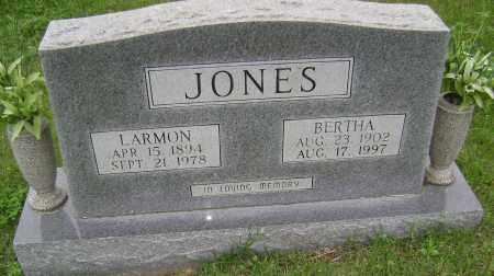 JONES, BERTHA - Sharp County, Arkansas | BERTHA JONES - Arkansas Gravestone Photos