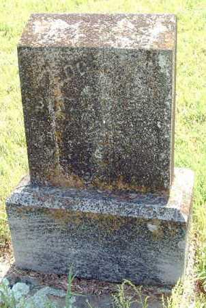 KIRKS, EDGAR B - Sharp County, Arkansas | EDGAR B KIRKS - Arkansas Gravestone Photos