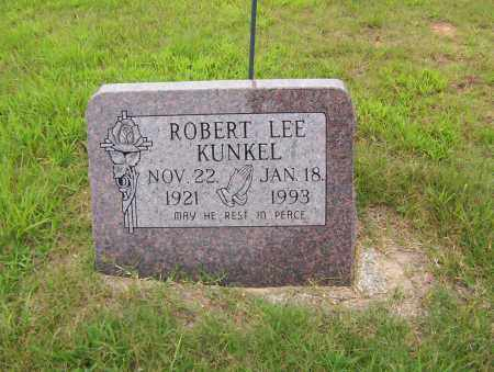 KUNKEL, ROBERT LEE - Sharp County, Arkansas | ROBERT LEE KUNKEL - Arkansas Gravestone Photos