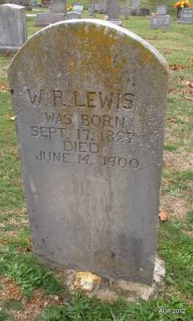 LEWIS, WILLIAM R - Sharp County, Arkansas | WILLIAM R LEWIS - Arkansas Gravestone Photos