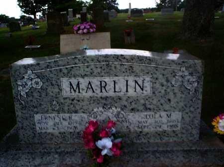 MARLIN, LOLA MAE - Sharp County, Arkansas   LOLA MAE MARLIN - Arkansas Gravestone Photos