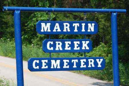 *MARTIN CREEK,  - Sharp County, Arkansas    *MARTIN CREEK - Arkansas Gravestone Photos