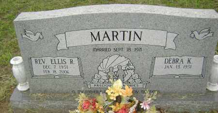 MARTIN, REV, ELLIS R - Sharp County, Arkansas   ELLIS R MARTIN, REV - Arkansas Gravestone Photos