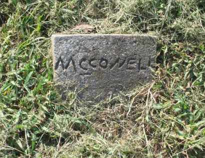 MCCONNELL, UNKNOWN - Sharp County, Arkansas | UNKNOWN MCCONNELL - Arkansas Gravestone Photos