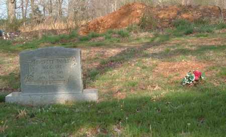 MCGUIRE, TOM - Sharp County, Arkansas | TOM MCGUIRE - Arkansas Gravestone Photos