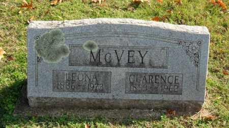 MCVEY, CLARENCE - Sharp County, Arkansas | CLARENCE MCVEY - Arkansas Gravestone Photos