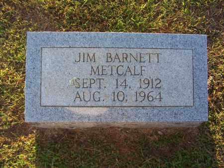 METCALF, JIM - Sharp County, Arkansas | JIM METCALF - Arkansas Gravestone Photos