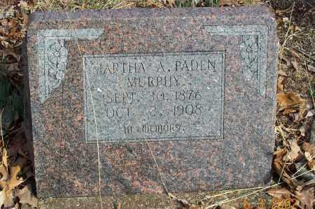 MURPHY, MARTHA ALICE - Sharp County, Arkansas | MARTHA ALICE MURPHY - Arkansas Gravestone Photos