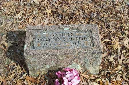 MURPHY, RAYMOND RAY - Sharp County, Arkansas   RAYMOND RAY MURPHY - Arkansas Gravestone Photos