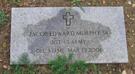 MURPHY, SR. (VETERAN), JACOB EDWARD - Sharp County, Arkansas | JACOB EDWARD MURPHY, SR. (VETERAN) - Arkansas Gravestone Photos
