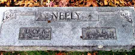 NEELY, LUCY ANN - Sharp County, Arkansas | LUCY ANN NEELY - Arkansas Gravestone Photos