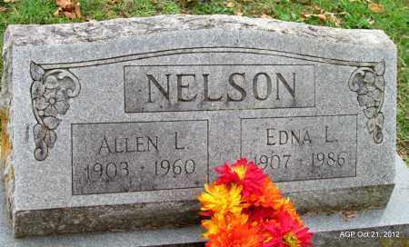 BETTIS NELSON, EDNA L - Sharp County, Arkansas | EDNA L BETTIS NELSON - Arkansas Gravestone Photos