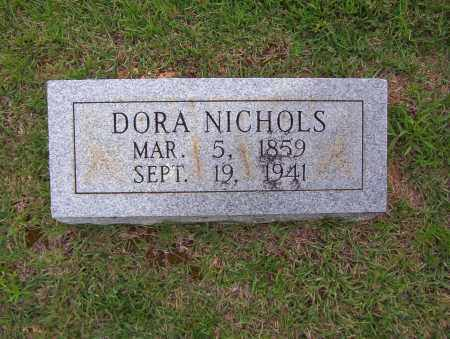 NICHOLS, DORA - Sharp County, Arkansas | DORA NICHOLS - Arkansas Gravestone Photos