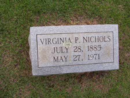 NICHOLS, VIRGINIA PEARL - Sharp County, Arkansas | VIRGINIA PEARL NICHOLS - Arkansas Gravestone Photos