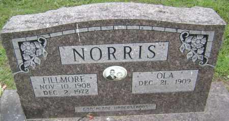 NORRIS, FILLMORE - Sharp County, Arkansas | FILLMORE NORRIS - Arkansas Gravestone Photos