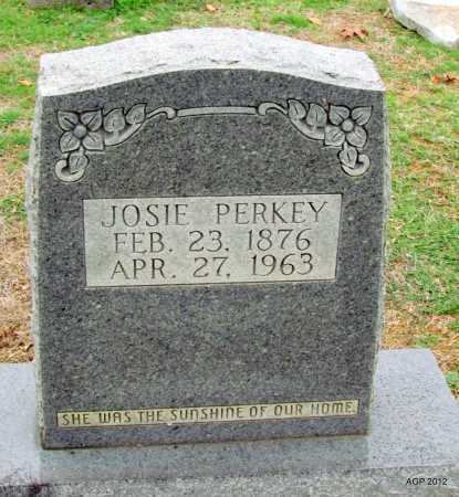 PERKEY, MARGARET JOSIE - Sharp County, Arkansas | MARGARET JOSIE PERKEY - Arkansas Gravestone Photos