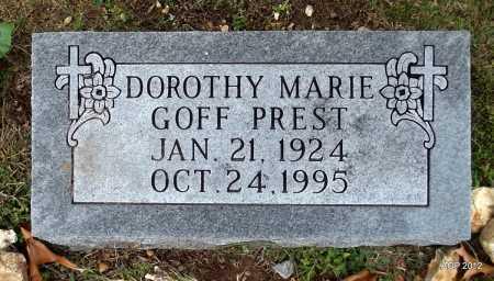 DUE, DOROTHY MARIE - Sharp County, Arkansas | DOROTHY MARIE DUE - Arkansas Gravestone Photos