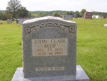 REED, JOHN CLARK - Sharp County, Arkansas | JOHN CLARK REED - Arkansas Gravestone Photos