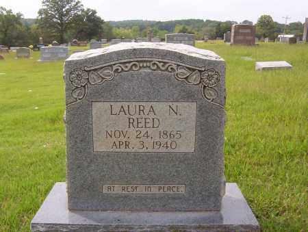 REED, LAURA N. - Sharp County, Arkansas | LAURA N. REED - Arkansas Gravestone Photos