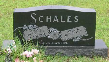 SCHALES, JIMMIE - Sharp County, Arkansas | JIMMIE SCHALES - Arkansas Gravestone Photos