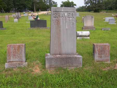 SHAVER, CHARLES W. - Sharp County, Arkansas | CHARLES W. SHAVER - Arkansas Gravestone Photos