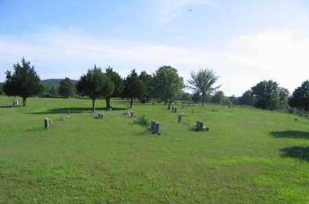 *SHILOH CEMETERY, OVERVIEW - Sharp County, Arkansas   OVERVIEW *SHILOH CEMETERY - Arkansas Gravestone Photos