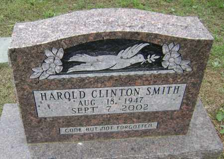 SMITH, HAROLD CLINTON - Sharp County, Arkansas | HAROLD CLINTON SMITH - Arkansas Gravestone Photos